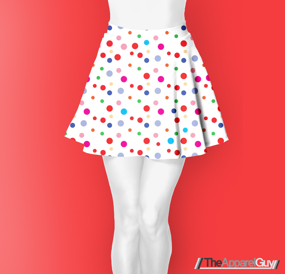 Short Skirt Template