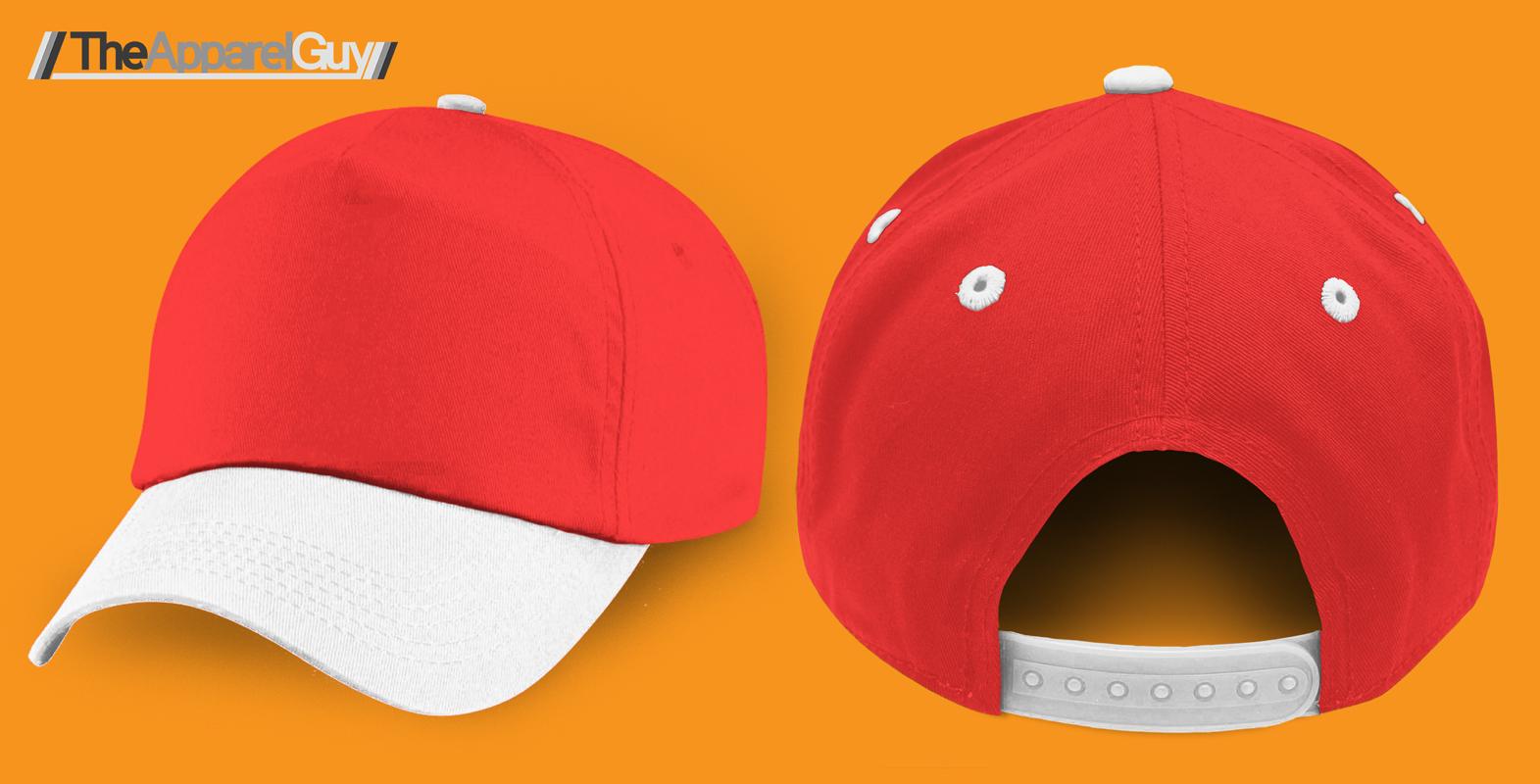 New Baseball Cap Template
