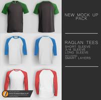 Men's Raglan Tee Pack