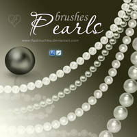 Pearl Necklaces by flashtuchka
