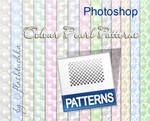 Seamless Pearl Patterns