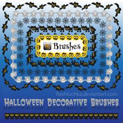 Ai Brushes, Halloween by flashtuchka