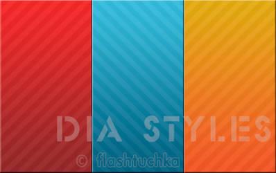 Photoshop Styles by flashtuchka
