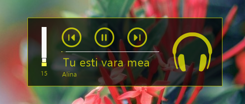 Win 8 Player (Volume) by pisac