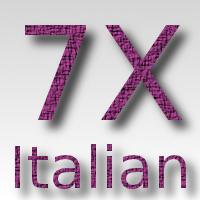 apo 7x italian