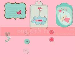 png girls cute by BarbieEditionsYT