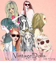 VintageDolls pedido para TheVintageRose by BarbieEditionsYT
