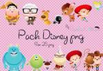Pack png de disney