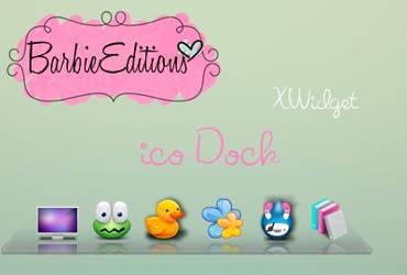 Skin ico Dock by BarbieEditionsYT