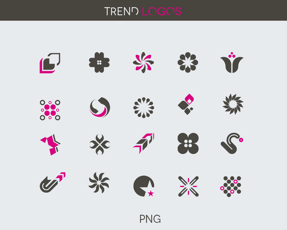 .: Trend Logos :. by DigitalConnection