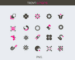 .: Trend Logos :.