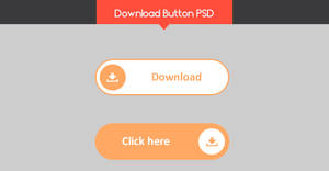 .: Download Button PSD :.