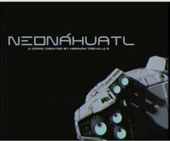 Neonahuatl Hunab ku vhs animation