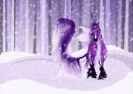 Aconitum Snow