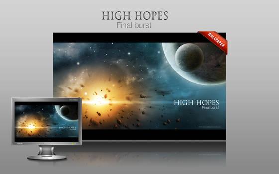High Hopes - Final burst