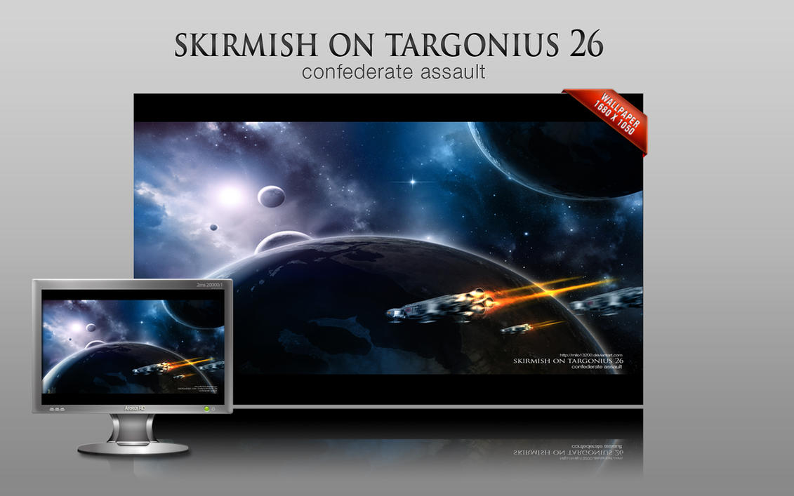 skirmish on targonius 26 by milo13200
