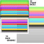 Stamp Base Pack
