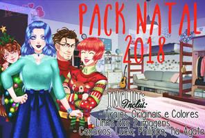 Pack Natal 2018 {AD UL/\Amor Doce University Life}