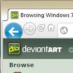 IE9 Chrome by jaavierodriguez