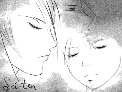 Anime Faces 1 by Eun-su