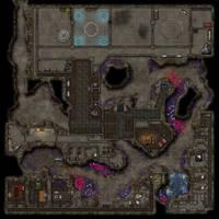 Drow House Map