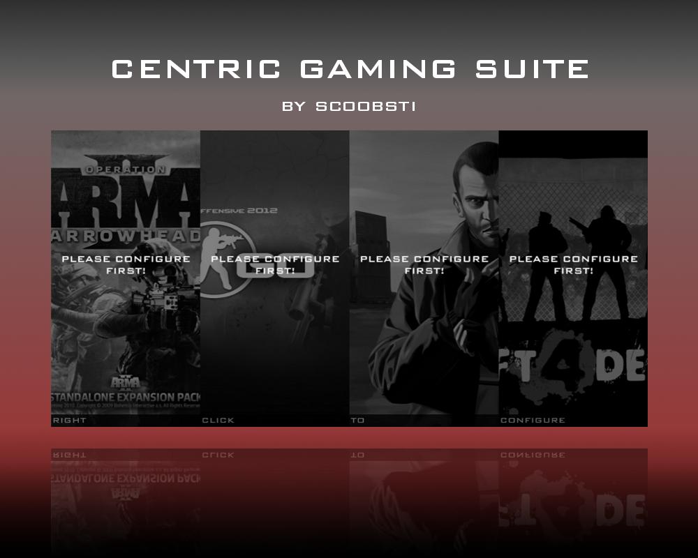 Centric Gaming Suite