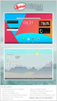Android KitKat for Rainmeter