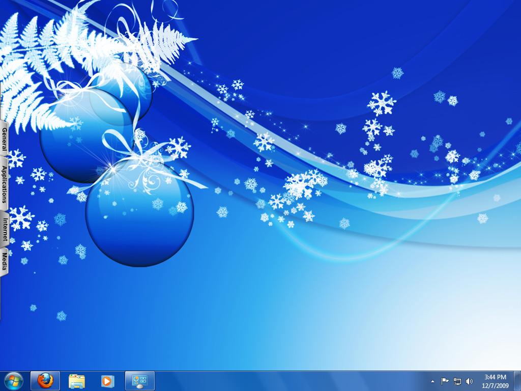 Blue Christmas by Tool-Man32