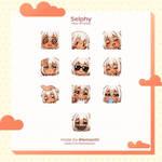 COMM: Emotes for Selphy ( batch 2 )