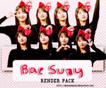 [Render PACK#6] Suzy (Miss A) By Zinyhwang
