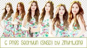 [PNG PACK#10] SeoHyun (SNSD) By ZinyHwang by Hwanghwang