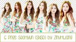 [PNG PACK#10] SeoHyun (SNSD) By ZinyHwang