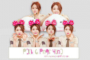 [PNG PACK#12] Yuna (AOA) By Zinyhwang by Hwanghwang