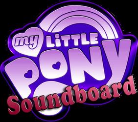 MLP FIM Soundboard Season 1-4 with Equestria Girls by L3Th4lPrOdiGy