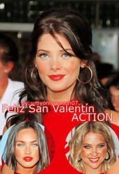 Action Feliz San Valentin by myonlyreason07