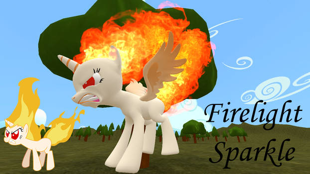 Firelight Sparkle (Model DL)