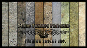 Stone Texture Patterns by Pickled-Jester-Inc