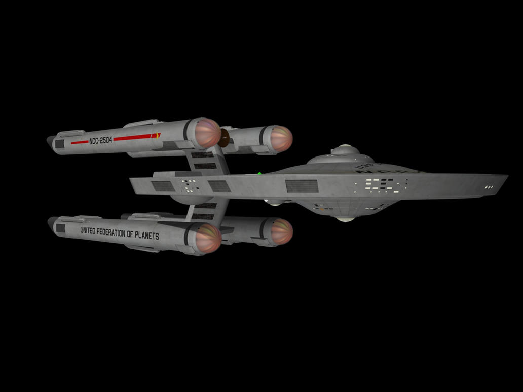 TOS Constellation class by metlesitsfleetyards