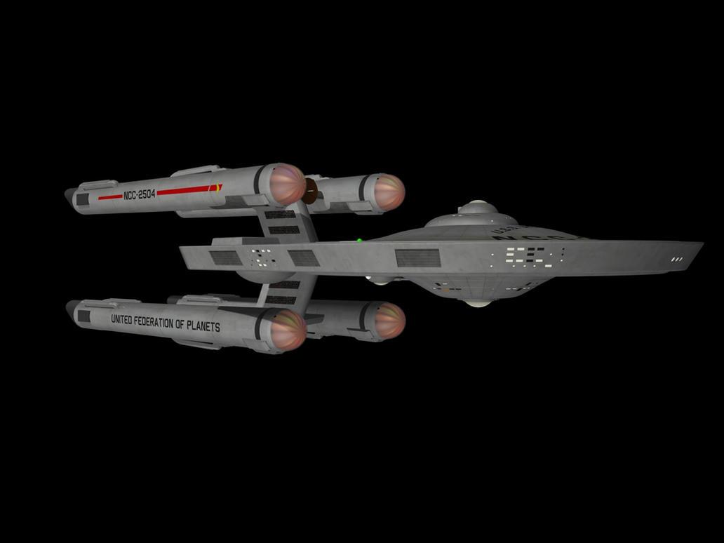 TOS Constellation class by metlesitsfleetyards
