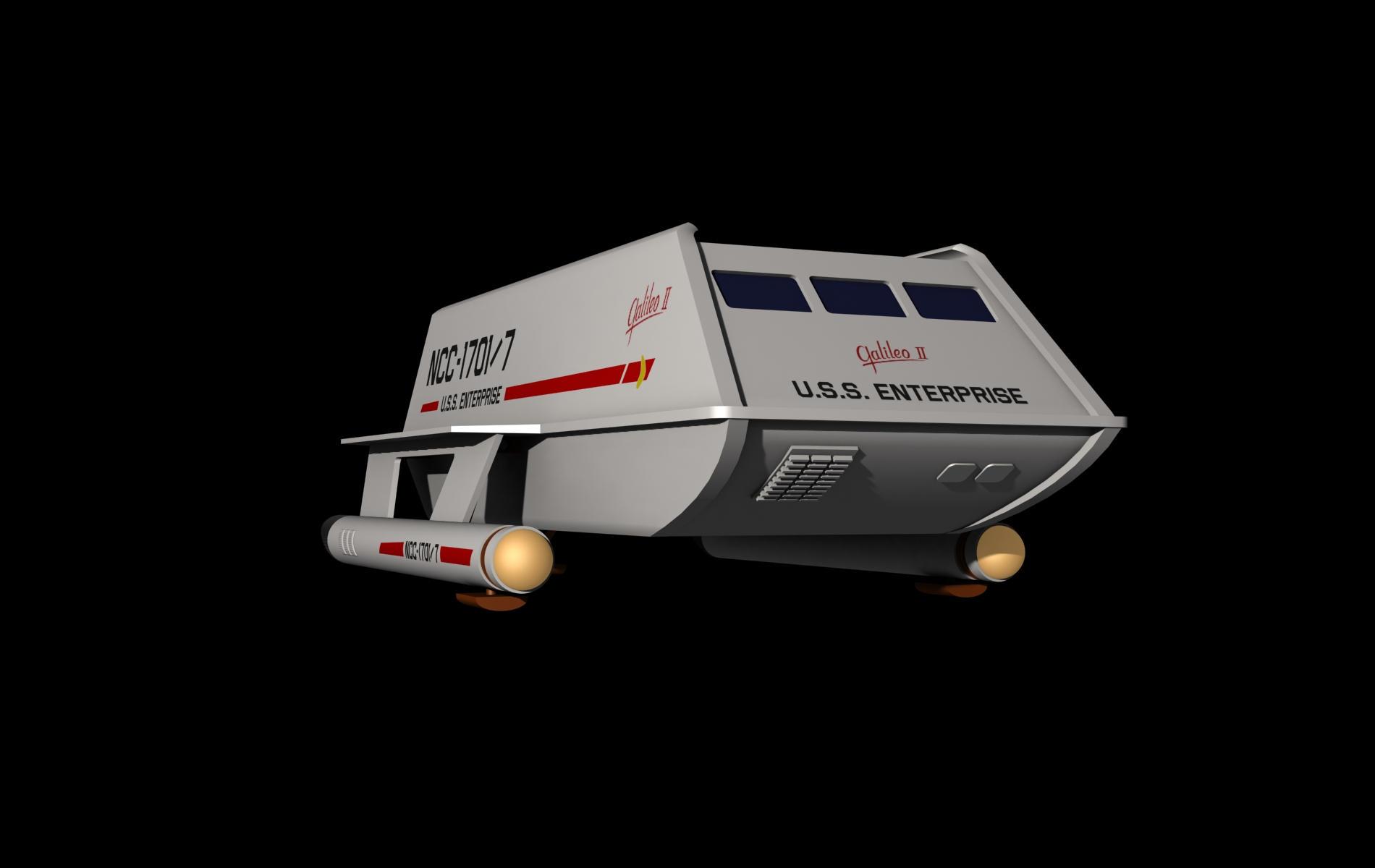Shuttlecraft Galileo by metlesitsfleetyards