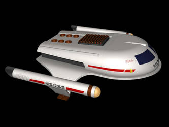 Jeffries concept shuttle by metlesitsfleetyards