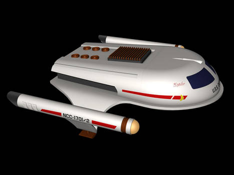 Jeffries concept shuttle