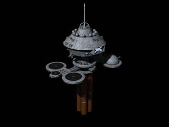 Space station Regula One by metlesitsfleetyards
