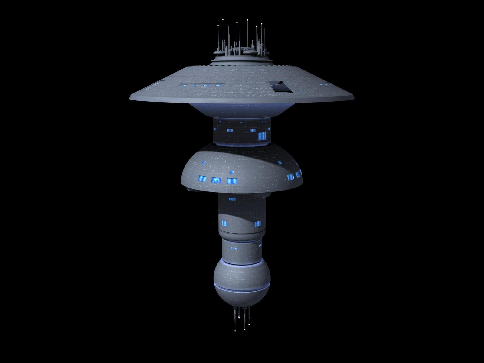 Earth Spacedock by metlesitsfleetyards