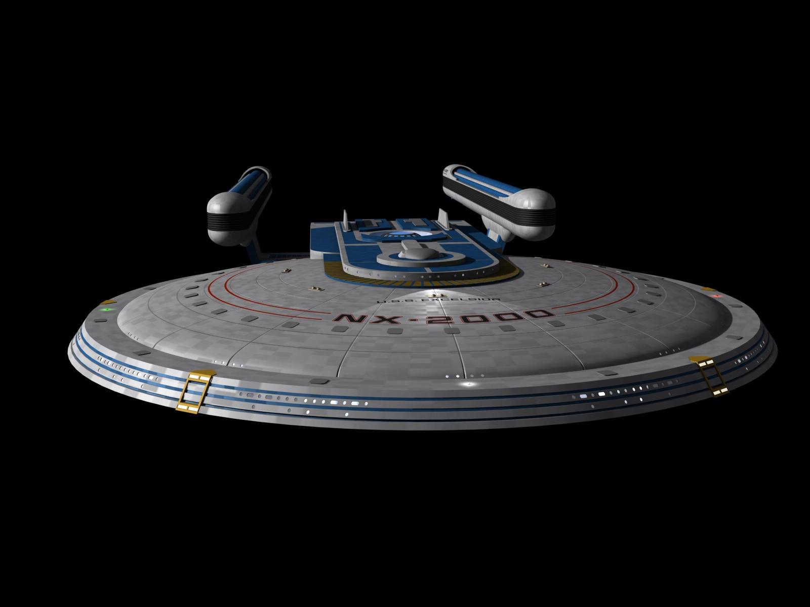 Excelsior prototype by metlesitsfleetyards
