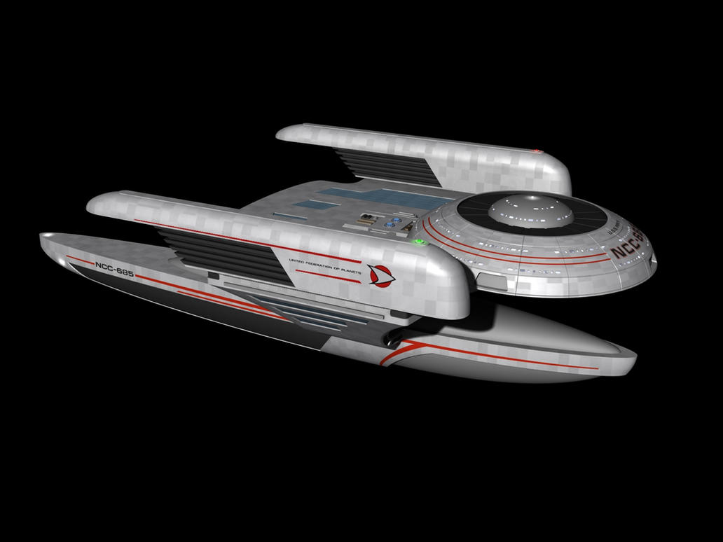 Oberth class starship by metlesitsfleetyards