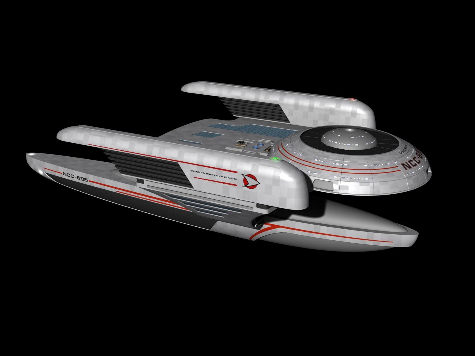 Oberth class starship by metlesitsfleetyards
