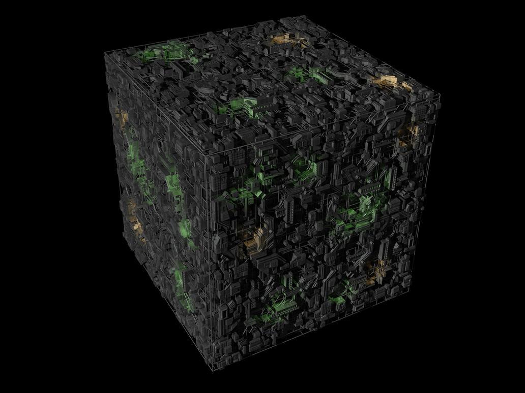 Borg Cube - reworked by metlesitsfleetyards