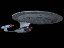 Enterprise-D - reworked by metlesitsfleetyards