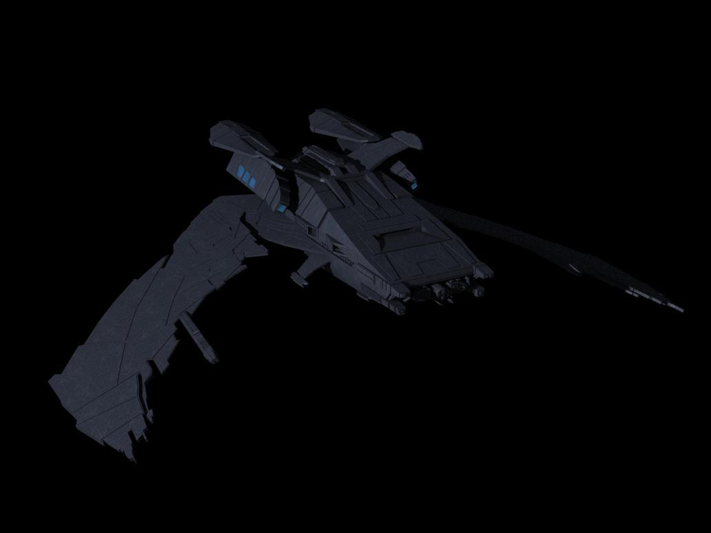 The Scimitar by metlesitsfleetyards